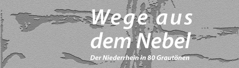 Weiden, typisch für den Niederrhein, sind auf dem Titelbild zu sehen