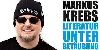 Tourplakat Markus Krebs