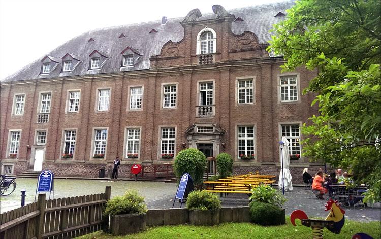 Kloster Langwaden in Grevenbroich