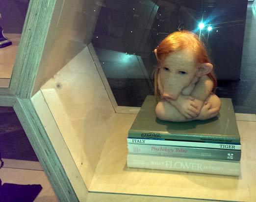 Rauminstallation Los Carpinteros im Museum Folkwang