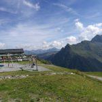 Bergstation der Schafbergbahn