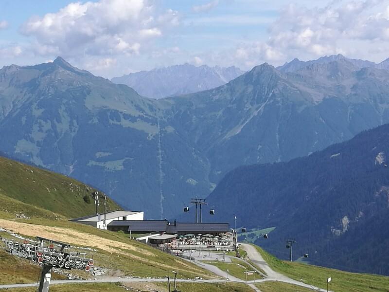Schafbergbahn Ausblick