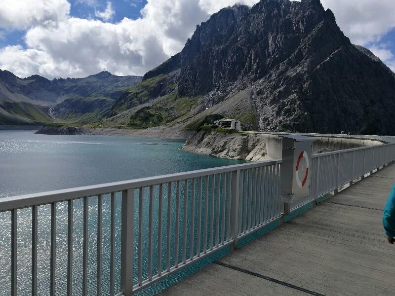 Bergstation der Lünnerseebahn