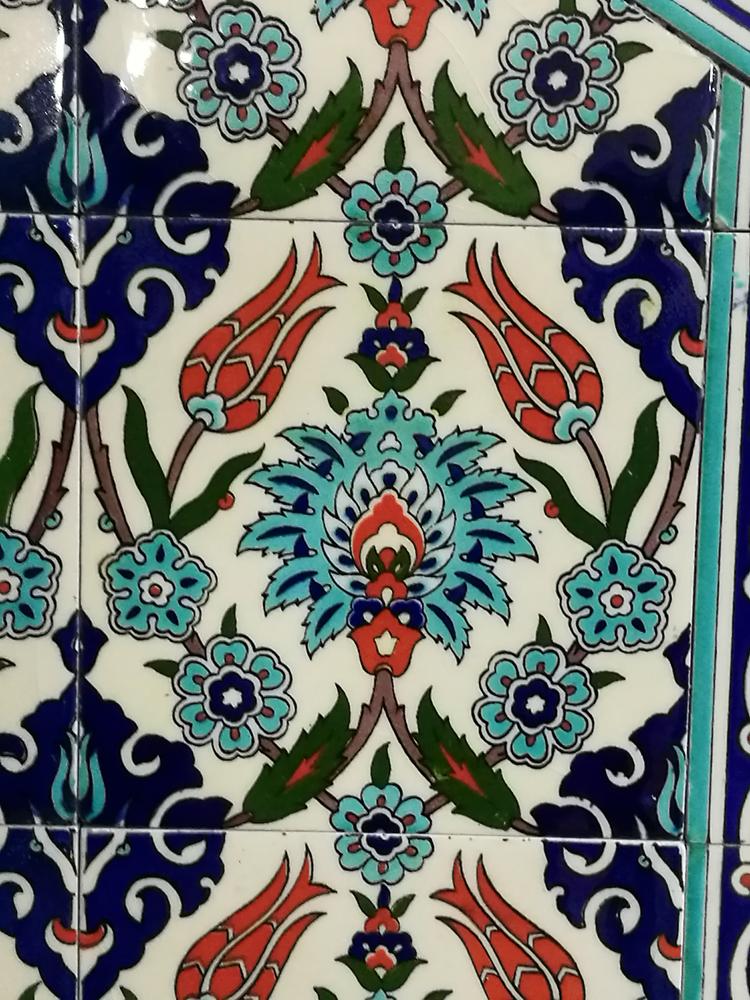 Tulpen symbolisieren Allah - Gott ohne Anfang und Ende
