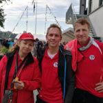 Nach dem Rheinmarathon