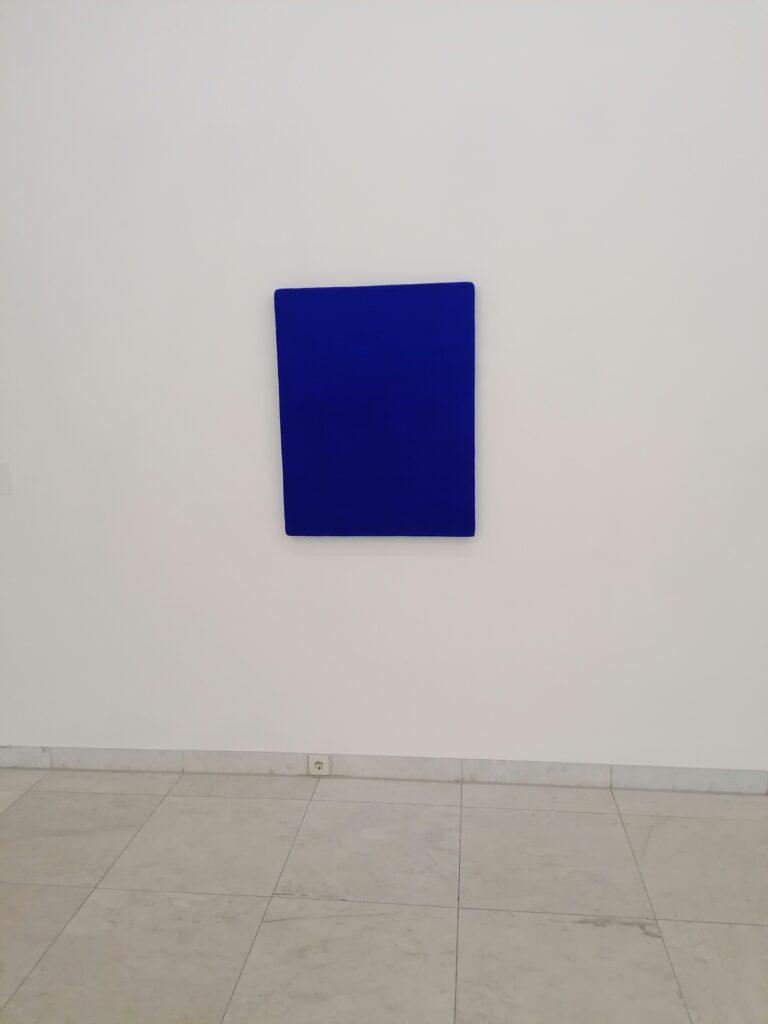 Yves Klein Blau