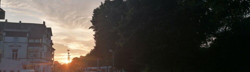 Idylle im Sonnenaufgang - Theotechnisches Problem: Der Pornostreifen